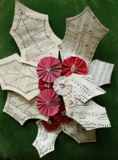 Paper holly 3