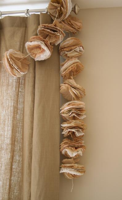 Kitchen garland