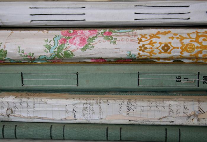 Journal bindings