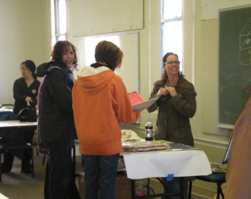 Teaching artfest