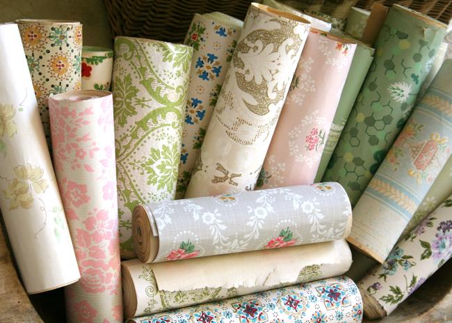 Wallpaper 1:2 rolls
