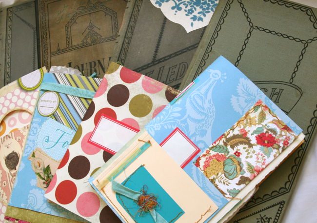 Journals on etsy