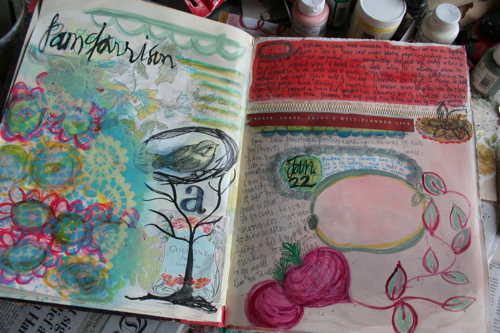Journal first pages