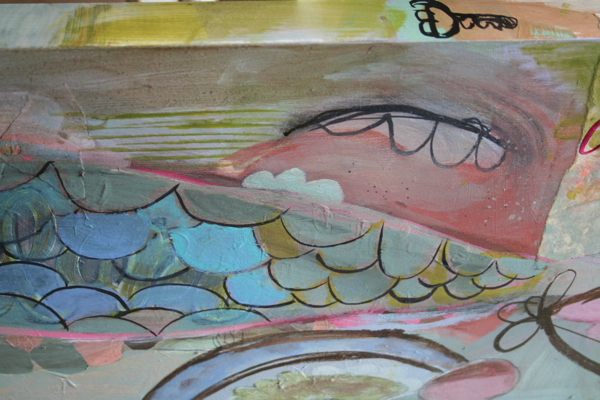 WIP painting 5