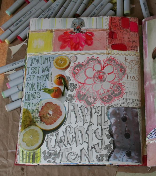 Journaling april 2010 2