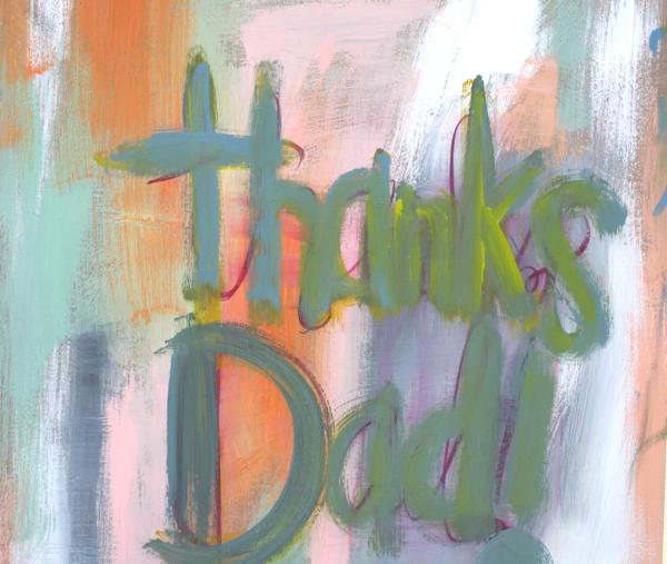 Thanks dad 2