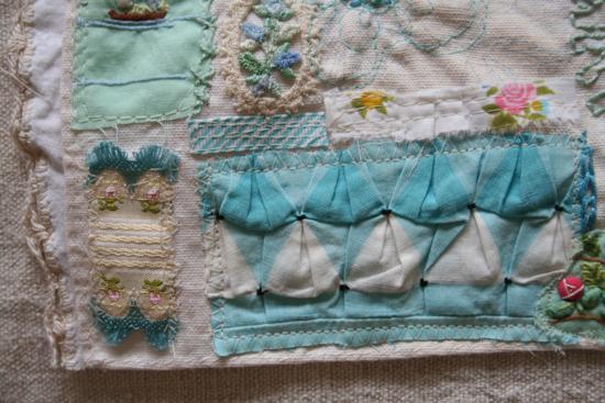 Summer stitching turtle 3