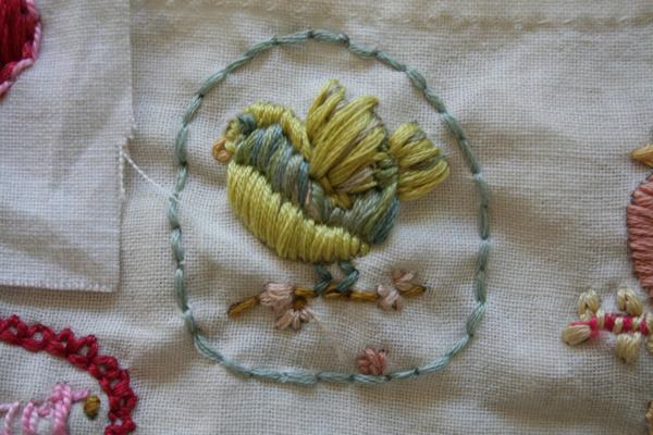 Stitching stamps 3