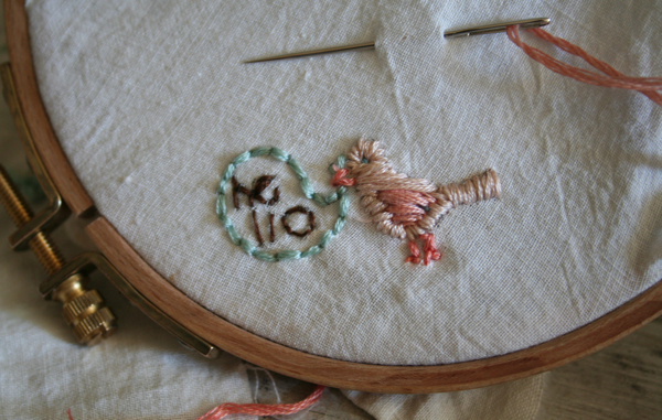 Stitching stamps 5