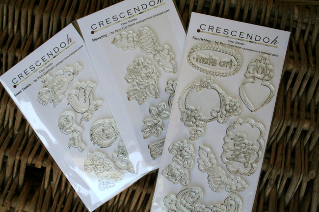 Crescendoh stamps