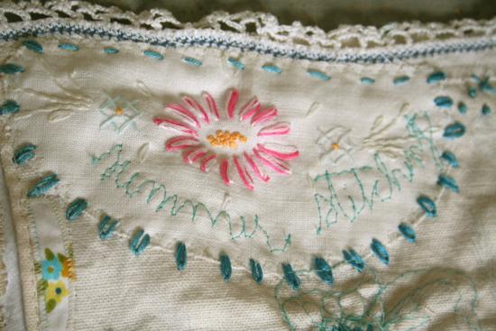 Summer stitching:turtle