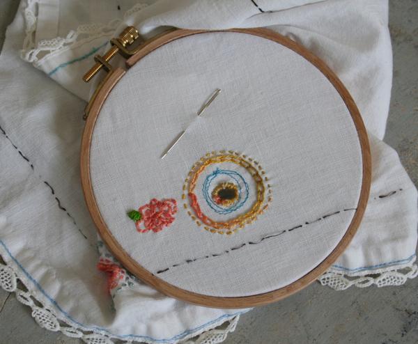 Stitching 8:10