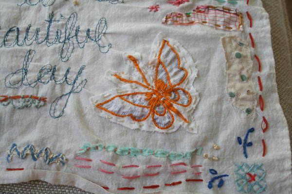 Beautiful day stitching 3