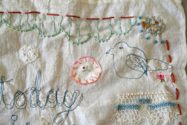 Beautiful day stitching 4