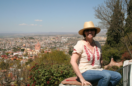On top of the world:san miguel