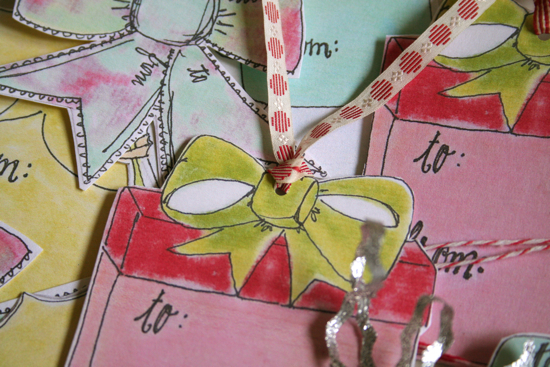 Gift tags 2010 2