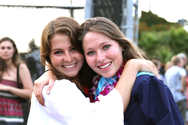 A graduates 4c