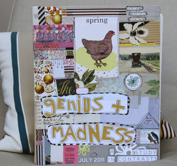 Journal cover 7:11 whole