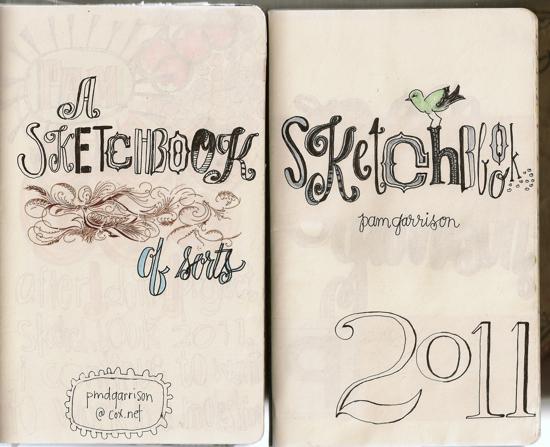 Sketchbooks 4:11