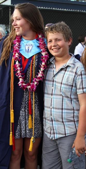 A graduates 5