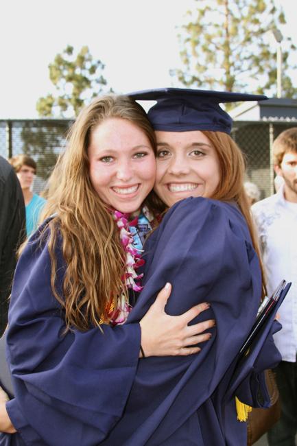 A graduates 6