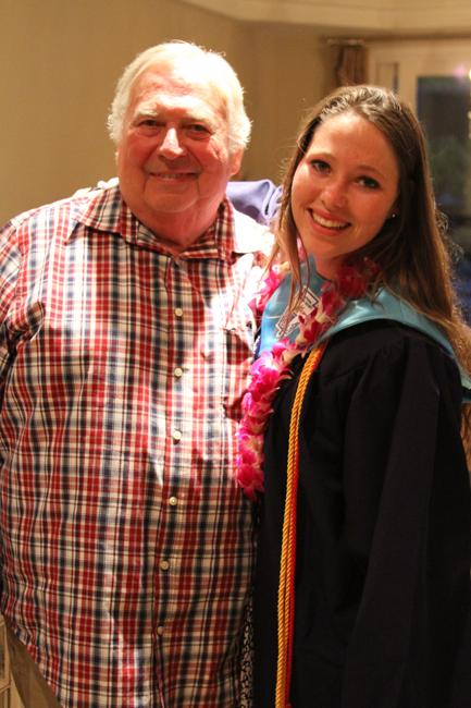 A graduates 15