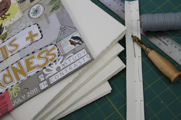 Journal cover 7:11 in progress 1