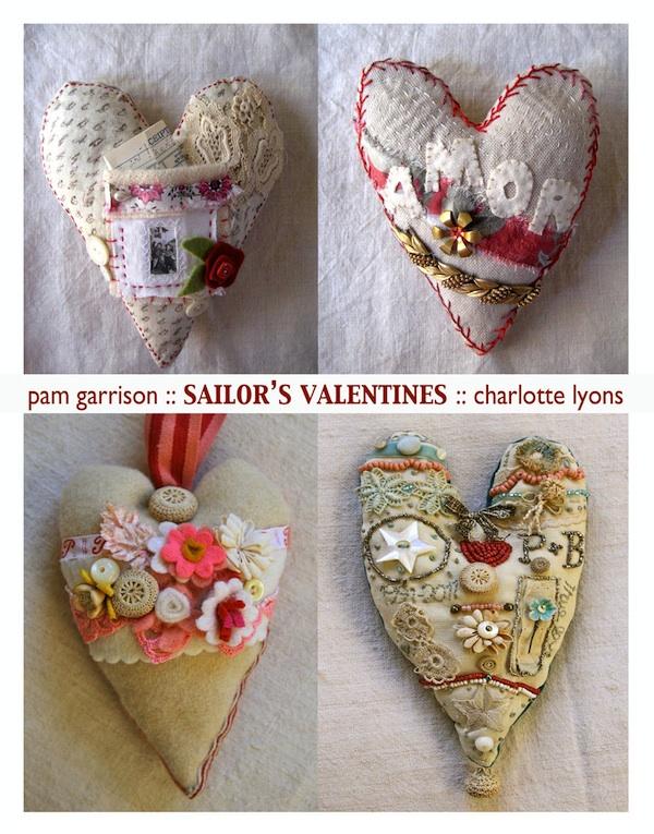 Sailor's Valentines