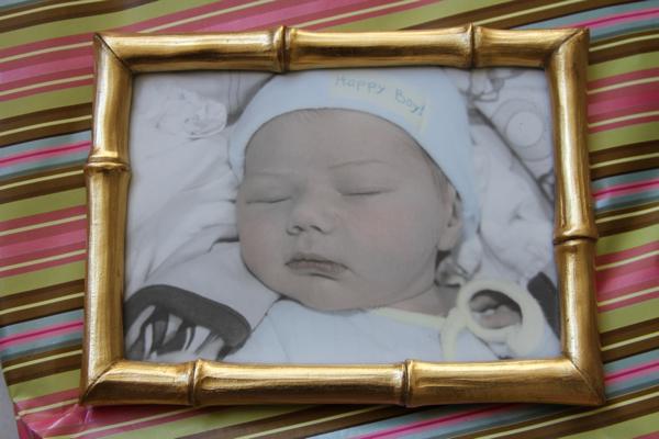 D baby photo