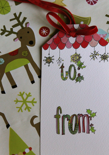 Gift tags 2011,1