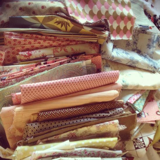 Fabric for haiti