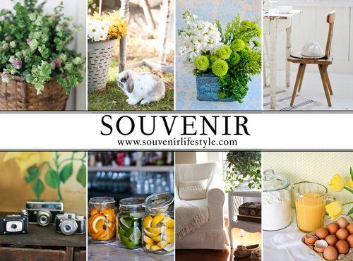 Souvenir Magazine peek