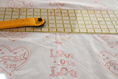 Love samplers in process