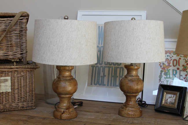 Homegoods lamps