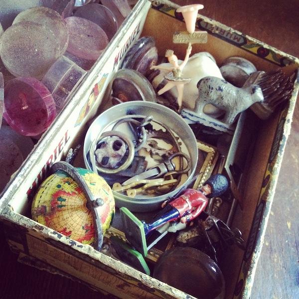 Small treasures:junk