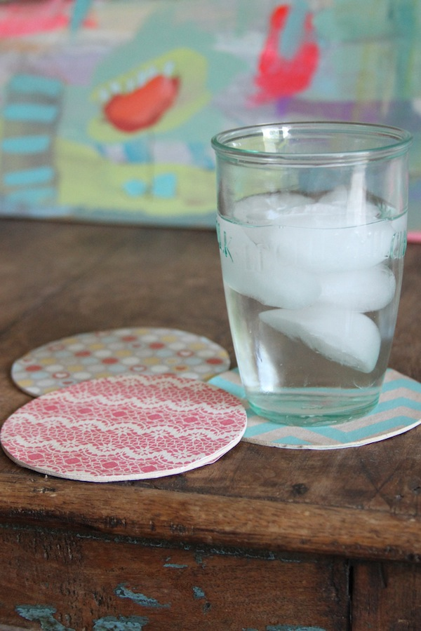 paper coasters