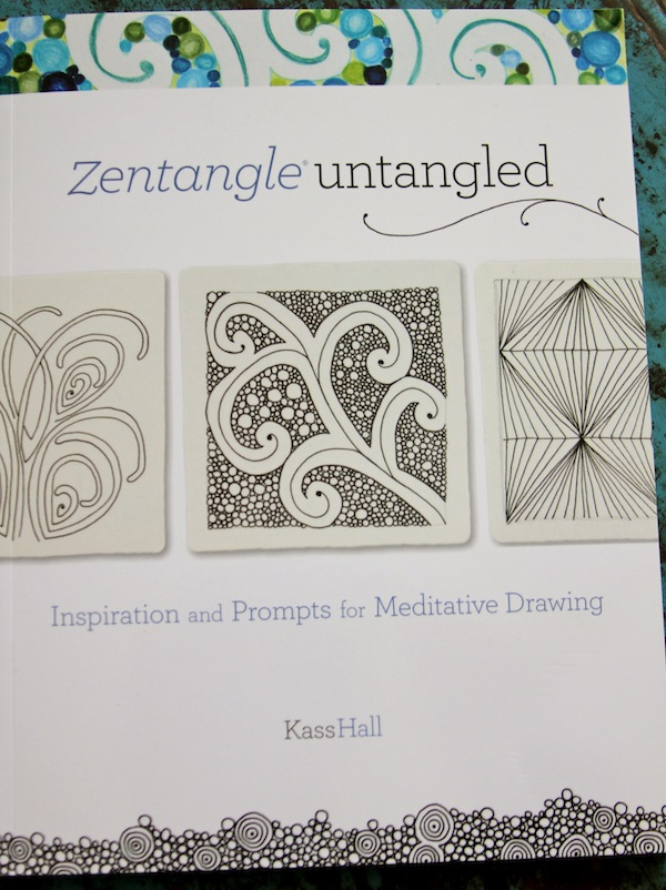 zentagle,zentangle untangled