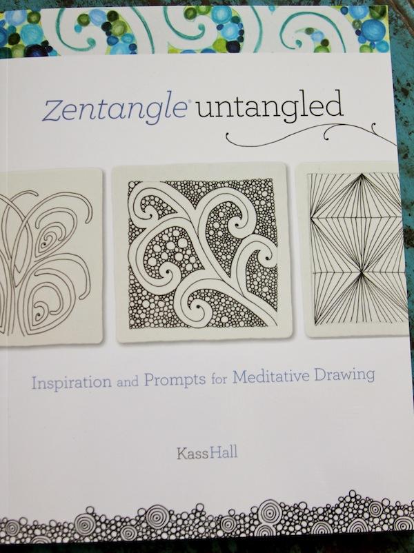 zentagle,zentangle untangled