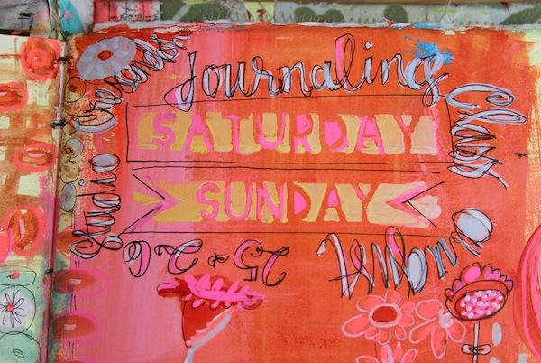 art stencil,art journal stenciling