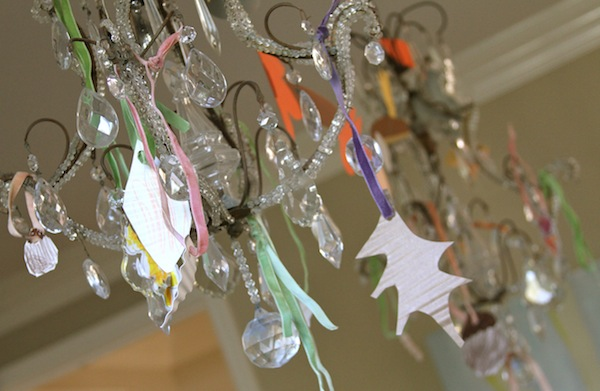 thanksgiving chandeliers