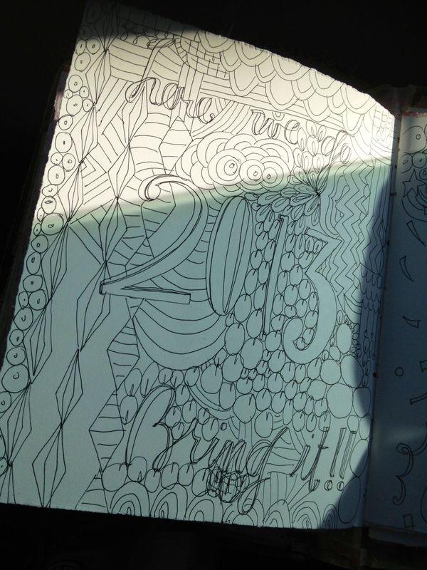 2013 doodles
