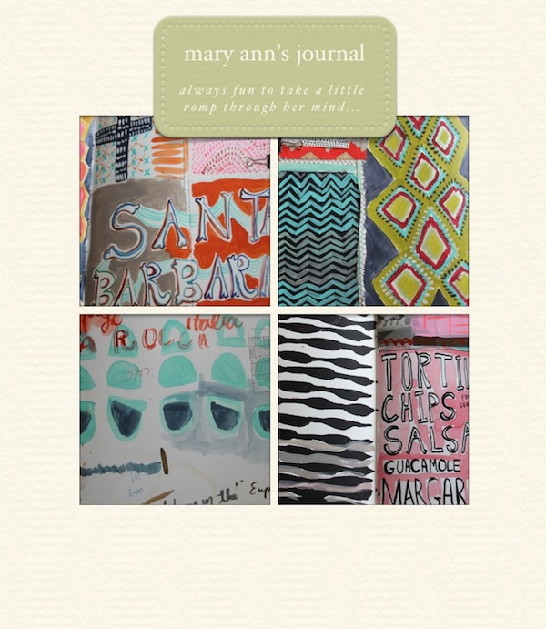 Mam journal
