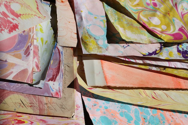 Pg marbled papers