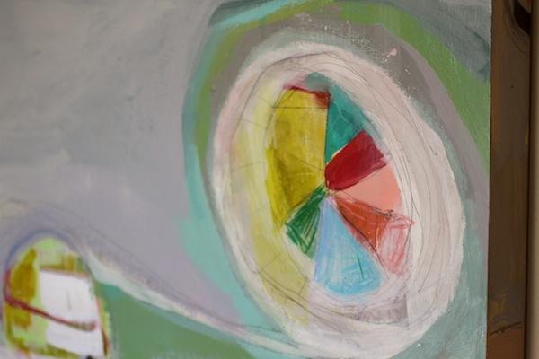 Pg painting pinwheel