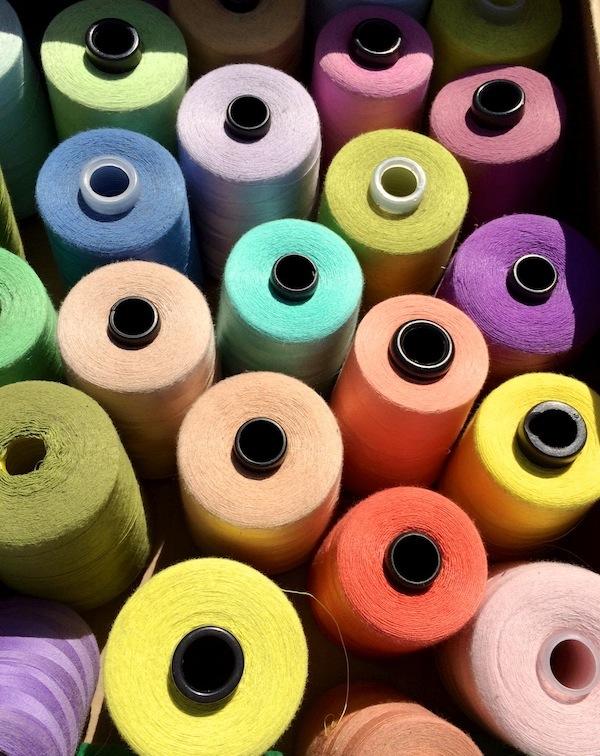 Flea market color