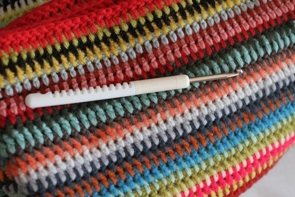 PG crochet new hook