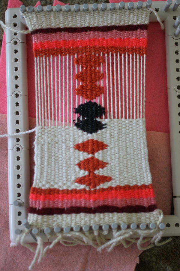 Latest weaving