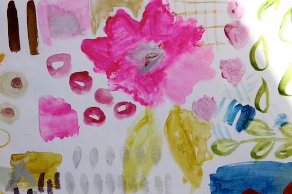Pam garrison watercoloring 2