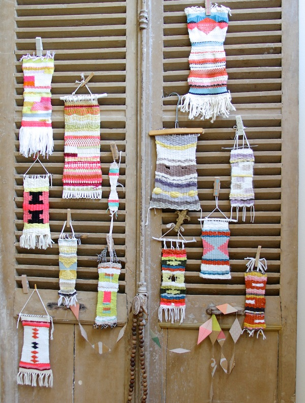 PG wall of weaving July