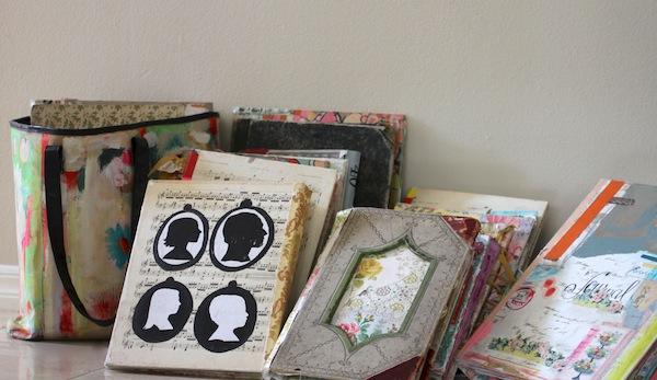 Pam garrison journals